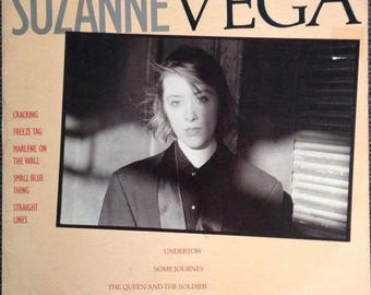 Suzanne Vega by Suzanne Vega LP