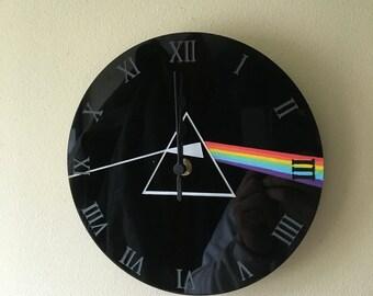 Laser Cut Wall Clock Etsy
