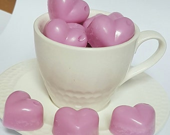 Sweet Pea highly scented soy wax melts