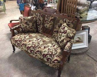 Vintage Sate / Love Seat