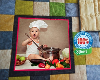 Your Photo Quilting Squares