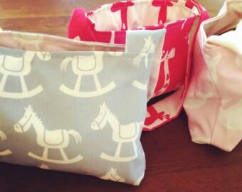 Reversible children's handbag