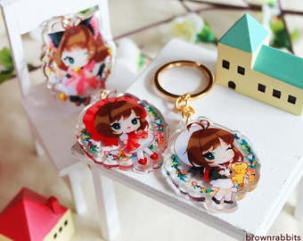 Card Captor Sakura Charms