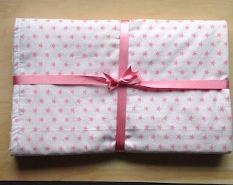 Lightweight baby blanket, baby blanket, baby girl blanket, baby shower gift, cotton blanket