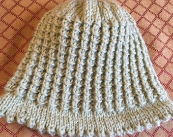 117 frosty green hat 117