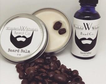 Wonderful Whiskers Beard Oil- Coffee Bean