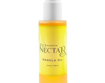 100% Organic Zimbabwean Marula Oil