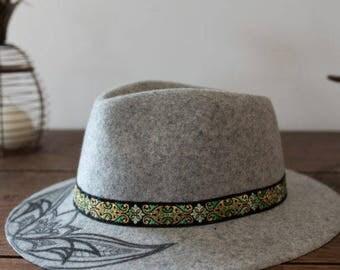 BOMBAY felt Hat