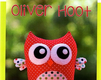 Oliver Hoot by Melly & Me