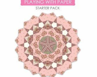 Playing With Paper Starter Pack by Sue Daley