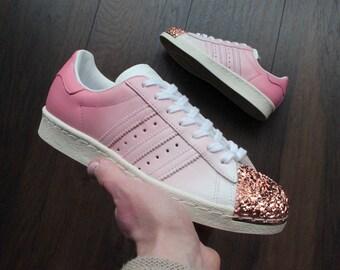 Pink Adidas,Pink Adidas Shoe, Pink Adidas Superstar, Pink Bling shoe,Pink Bling Sneaker,Pink Women Adidas, Pink Adidas Sneaker, Bling shoes