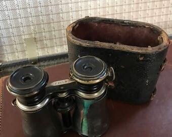 Vintage Field Binoculars from the 1900's