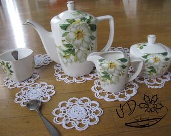Tea Set Sweet Home