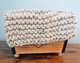 Chunky Knit Posing Layering Bump Blanket - Newborn Photography Props - 16 Colors