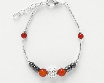 Bracelet Cornélian