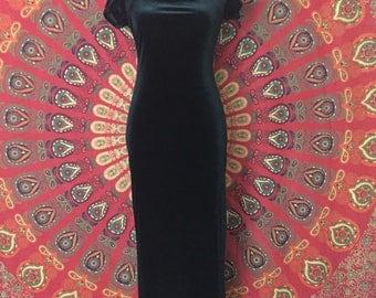 Black Velvet JUMP! apparel dress