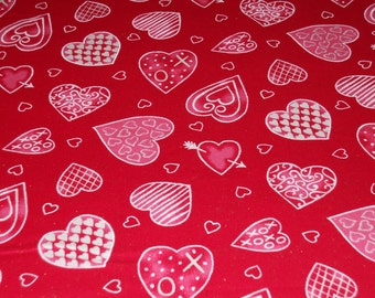 Be My Valentine! Fabric