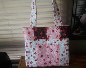 Tote Bag with matching wallet