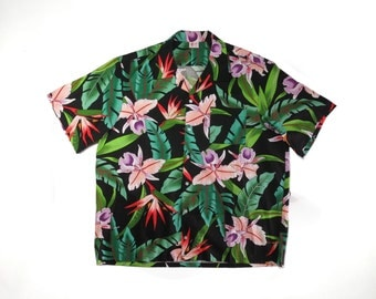 Scorpio Hawaiian Party Shirt Size XL
