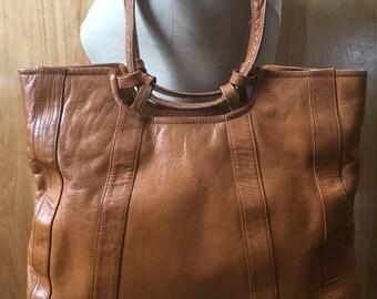 Vintage 70s square shoulder bag