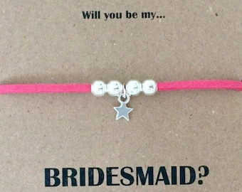 Sister Bridesmaid Proposal, Sister Bracelet, Sister Of The Bride, I Found My Mister, But I Still Need My Sister, Sister Gift, Wedding Party