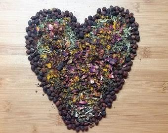 Organic Happy Healthy Heart Tisane
