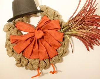ON SALE!!-Turkey wreath