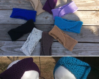 Headbands With a Twist