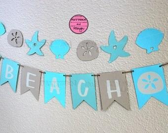 Beach party decor | Etsy