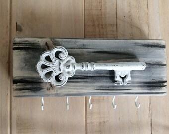 Rustic Key Hanger