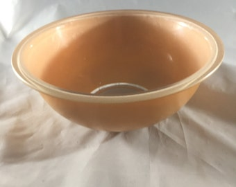 Autumn Rainbow Pyrex Bowl