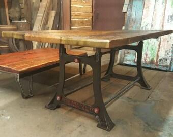 Iron Table Legs | Etsy