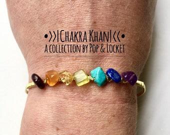 7 chakras bracelet, 7 chakras cuff, chakra cuff, cuff bracelet, chakra bracelet, rainbow bracelet, rainbow cuff, chakra khan, chakra healing