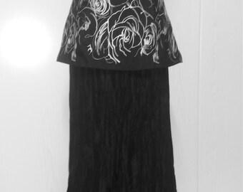 Dress for elegant hand-made ceremony (TG in description)