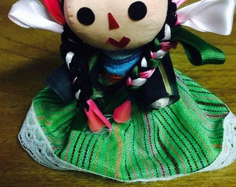 Mexican doll. traditional doll, Traditional mexican doll,Mexican cloth doll, cloth doll
