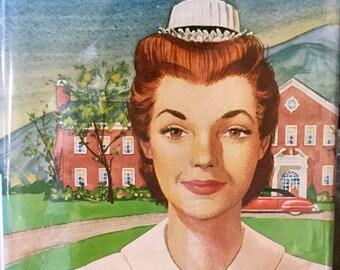 RARE Sue Barton Superintendent of Nurses Book Vintage Fiction Collectible Library Edition 1967