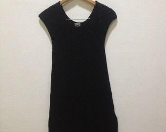 vintage Dress Adolfo Dominguez Size XP