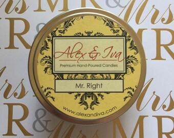 Mr Right - 8 oz. tin