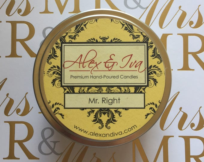 Mr Right - 8 oz. tin