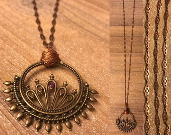 Chandra Necklace