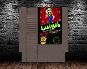 Luigis Christmas Quest -