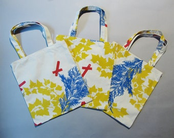 Tote bag print 3 colors #2