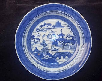 Early 19th c.- Chinese Export Bowl