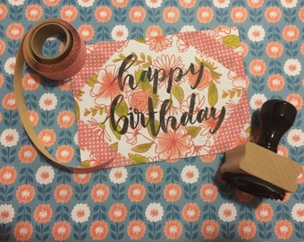 Birthday Card- For Her