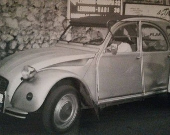 Black & White Citroen CV2  Photo