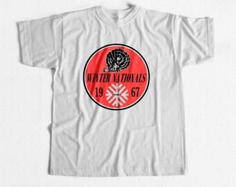 Vintage Hot Rod T-shirt 1967 Winternationals NHRA