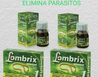 Tratamiento de 1 dia para lombrises pinworm medecine