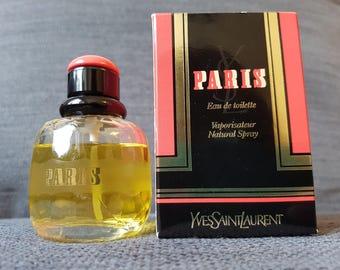 SALE Vintage YSL Yves Saint Laurent Paris edt 75 ml