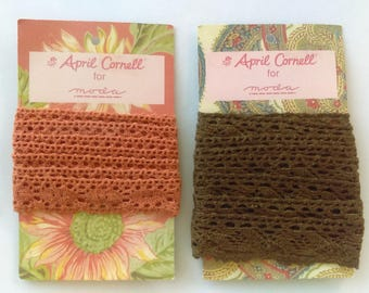 April Cornell for Moda Crochet Trim