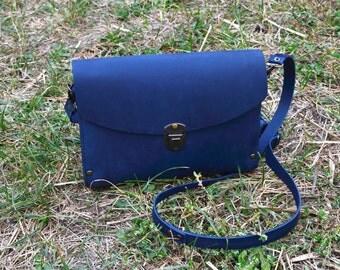 Genuine Leather Crossbody Purse.+2PROMO, Clutch Purse. Woman's Bag. Handbag. Crossbody Bag. Shoulder Bag. Designer Bag.